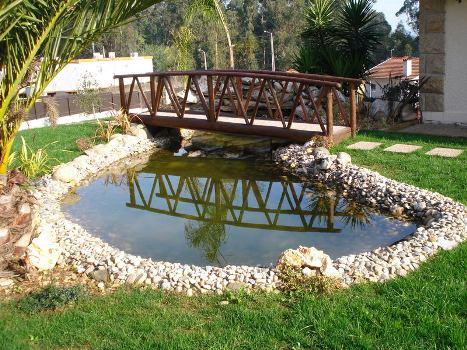 Criar Um Lago De Carpas No Jardim Flores Cultura Mix